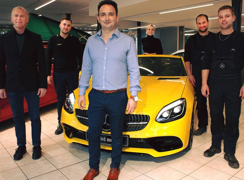 10-jähriges Betriebs-Jubiläum 2020 Auto Freilinger